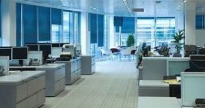 Commercial Office Cleaning Services Include Green Cleaning